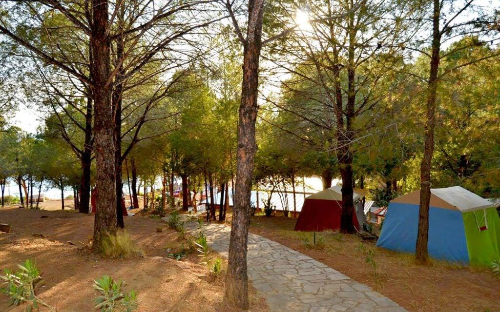 Kalemlik Orman Kampı 1