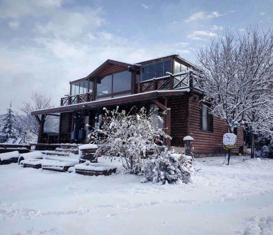 Sekoya Dağ Evi