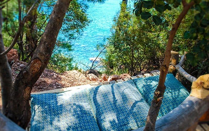 Gemile Beach Lodge Kamp Alanı