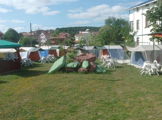 Kerpe Doğa Çadır Kampı