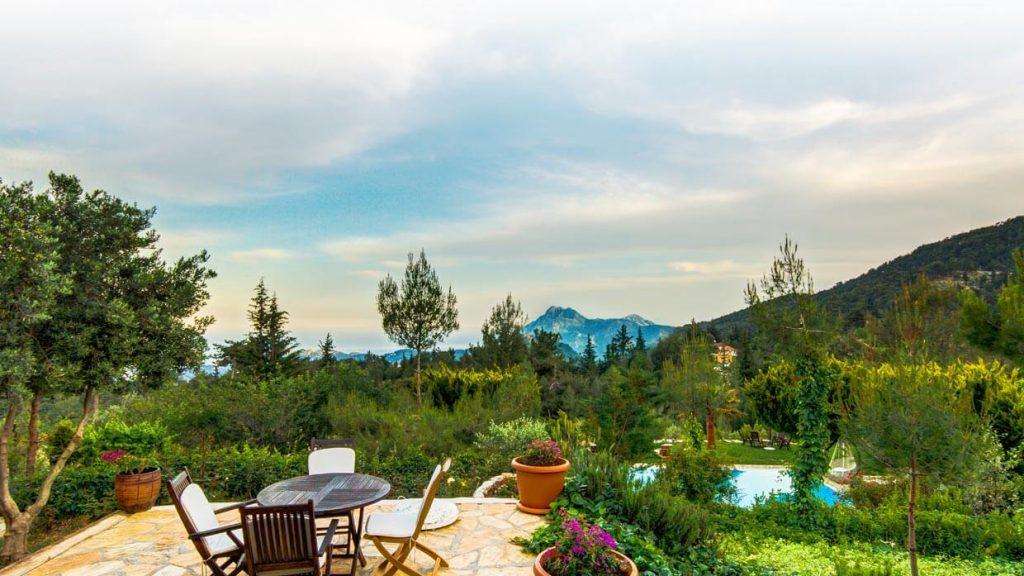Olympos Mountain Lodge 1
