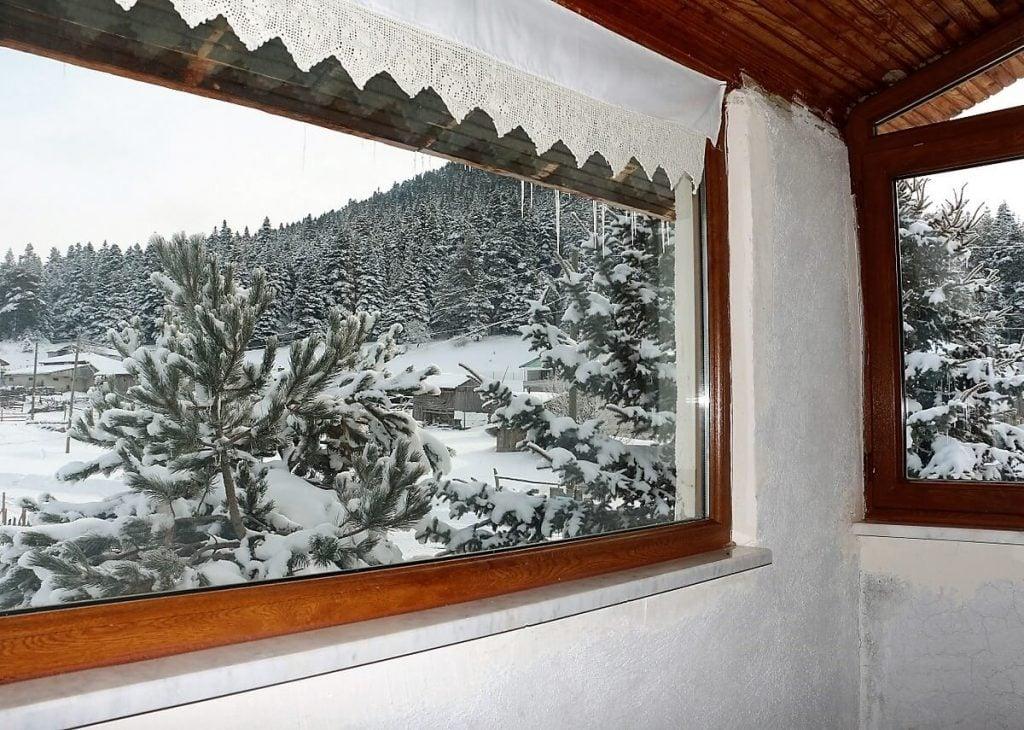 Sarıalan Dağ Evi ve Bungalov 2