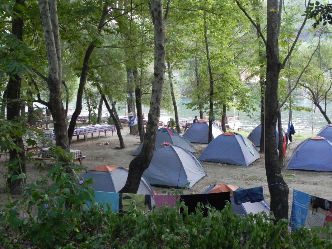 Gökçesu Camping