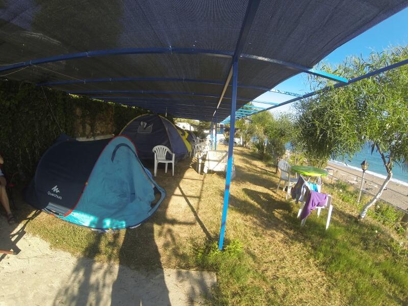 Mavi Cennet Camping