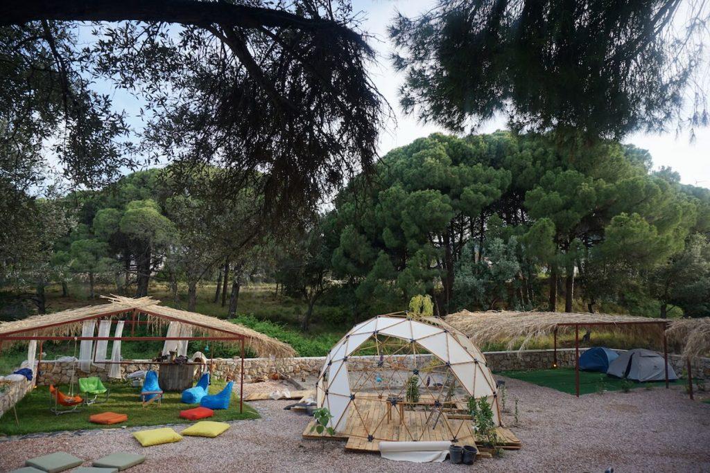 Morkoyun Bungalov Kamp 4