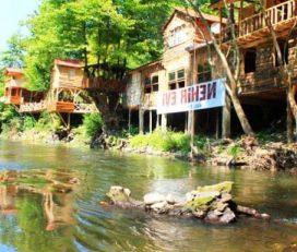 Nehirevi Rafting,Kamp ve Bungalov