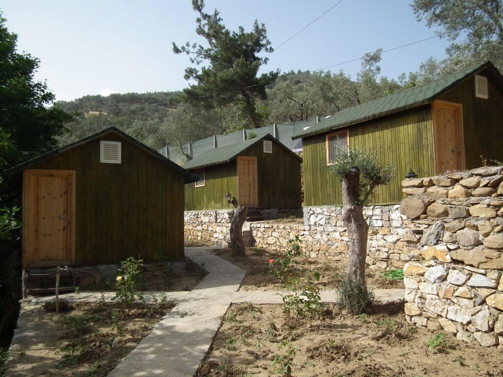 Endes Kamp Ağaç Evleri