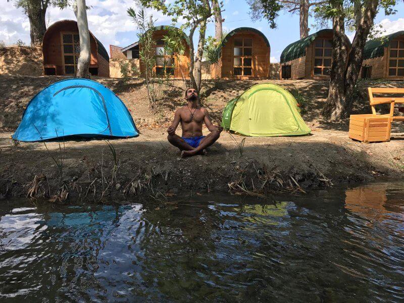 Fıçı Köy Camping & Rafting