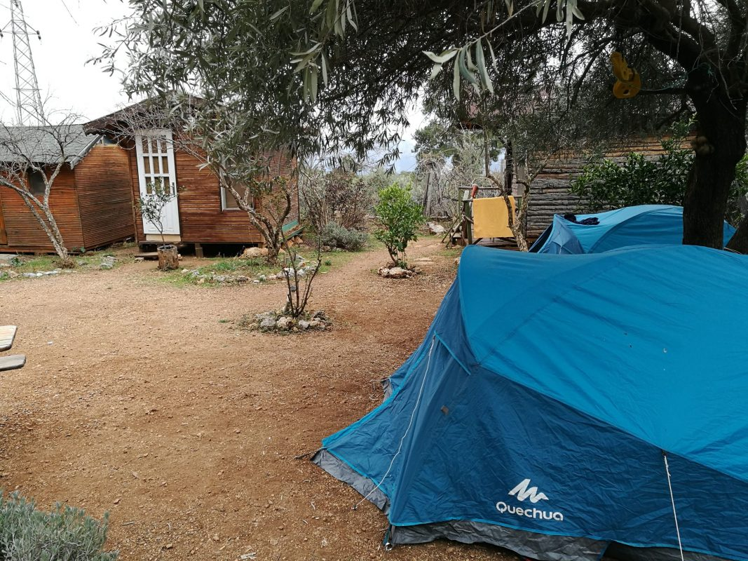 Climbers Garden Camping