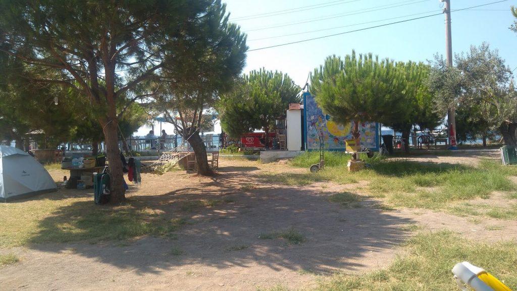 Deniz Çadır Kamp 5