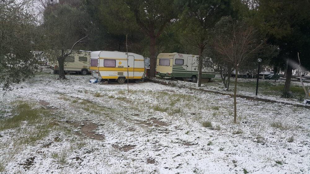 Kum Hotel Camping