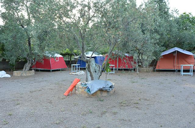 Nil Camping