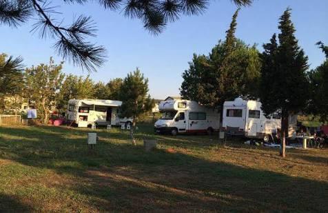 Saros Camping