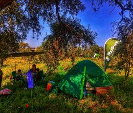 Hayal Tadında Kamp Alanı