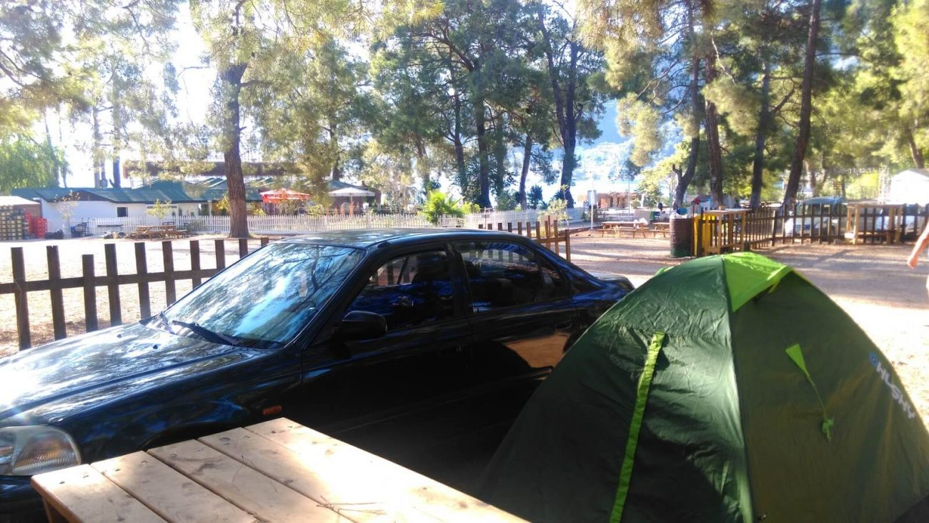 Aksazlar Camping