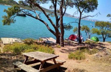 Ayvalık Camping Saklı Cennet