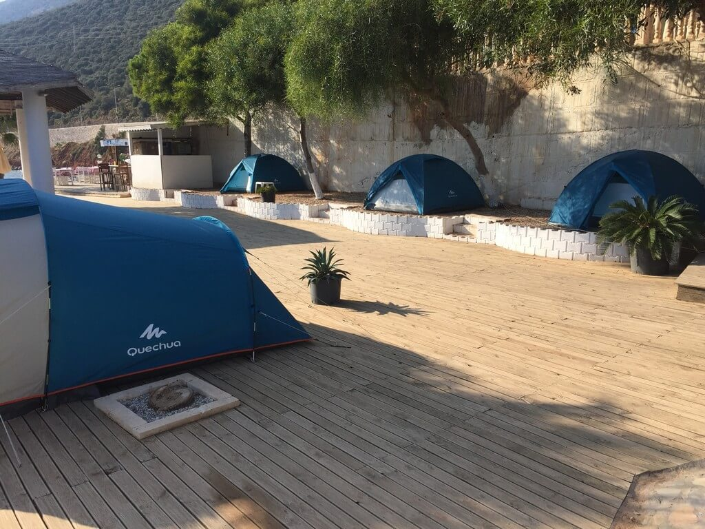 Kaşmarin Camping