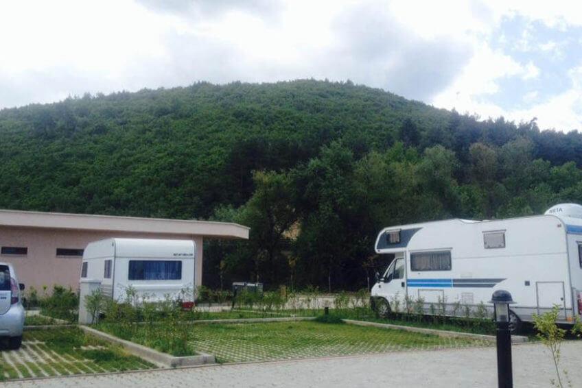 Misi Kamp ve Karavan
