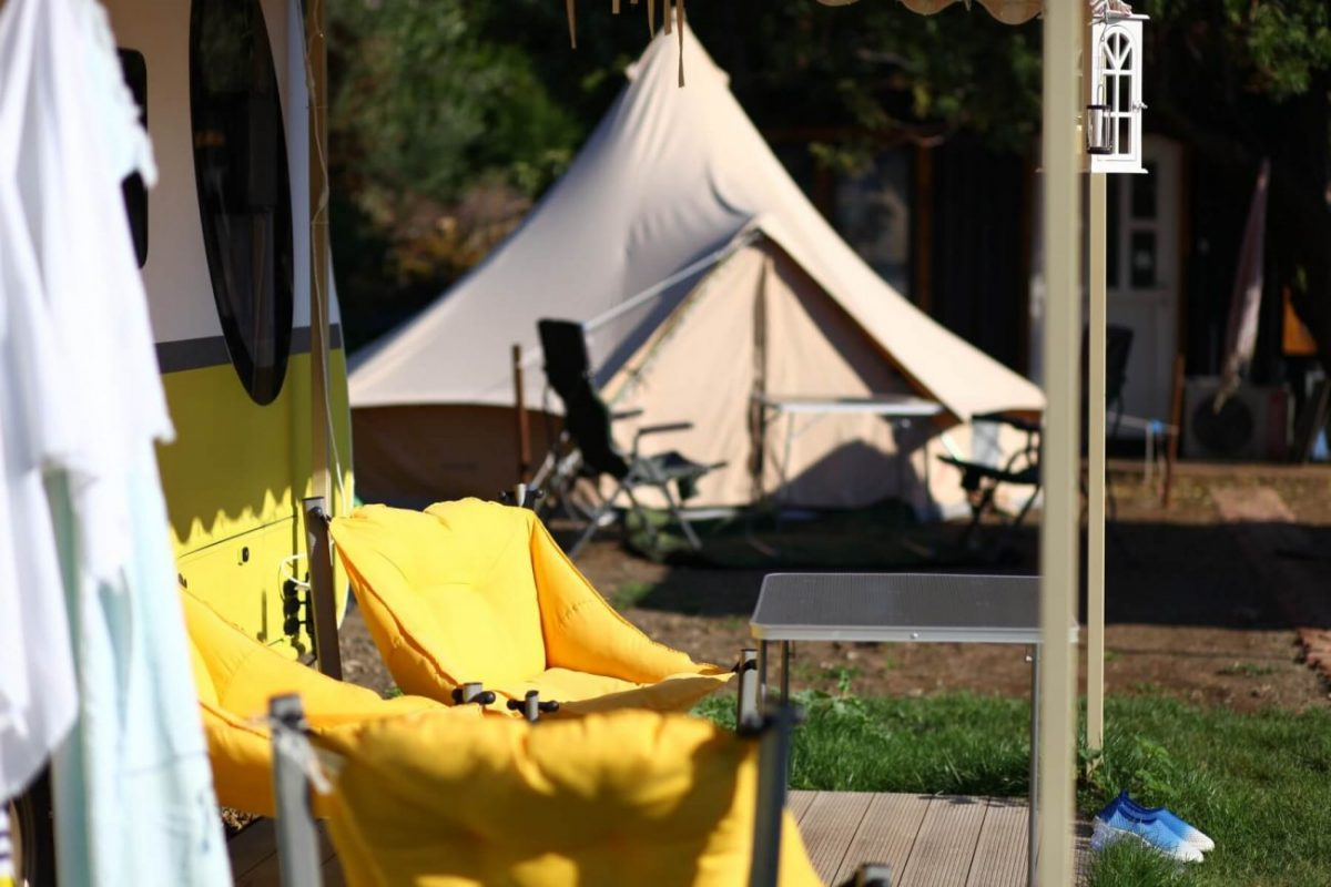 Pingala Camping ve Glamping
