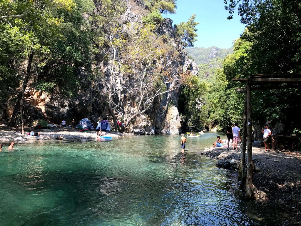 Yesil Vadi Doga Park Kamp Alani 4 min