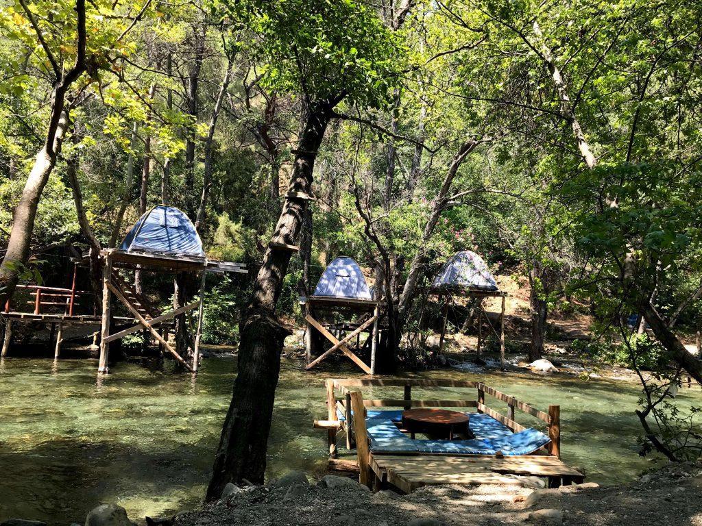Yesil Vadi Doga Park Kamp Alani 5 min