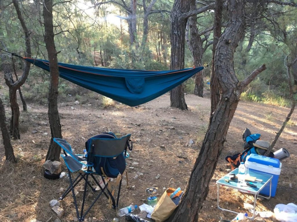 Ortunc Koyu Kamp Alani 1