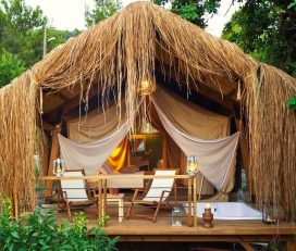 Perdue Hotel Glamping