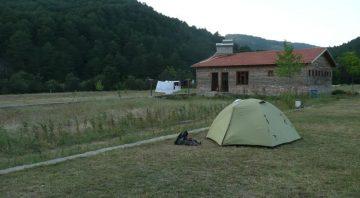 Darıdere Tabiat Parkı Kamp Alanı