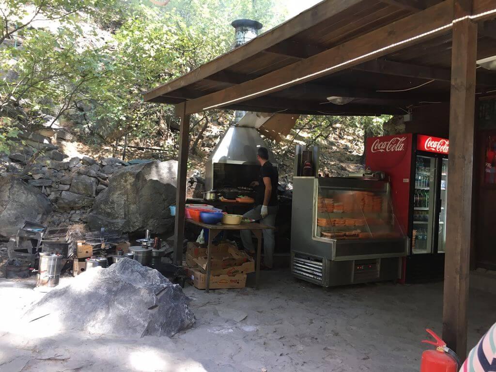 Hasan Boğuldu Göleti Kamp Alanı