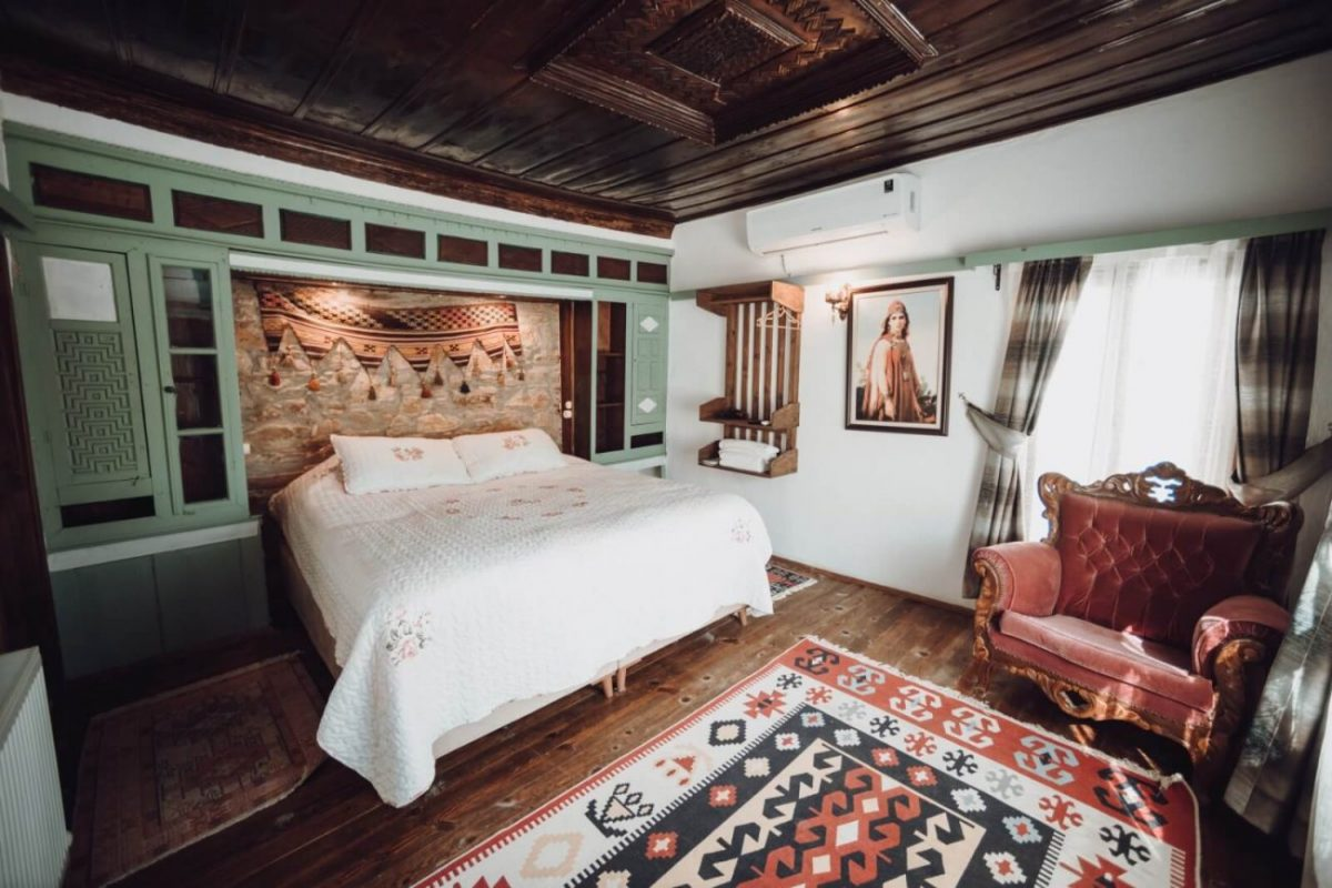 Kırkınca Evleri Butik Otel