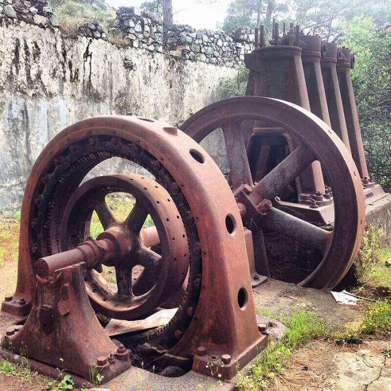 Maden Koyu Kamp Alanı