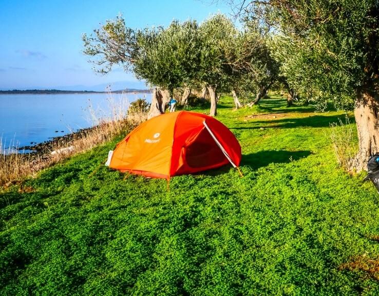 Patriçya Koyu Kamp Alanı