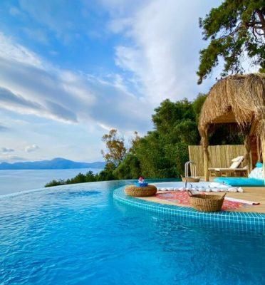 Seaview Faralya Hotel 6