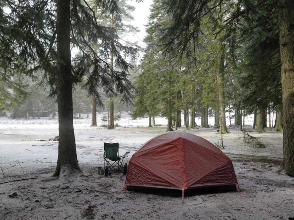 Sinekli Yaylasi Kamp Alani 1