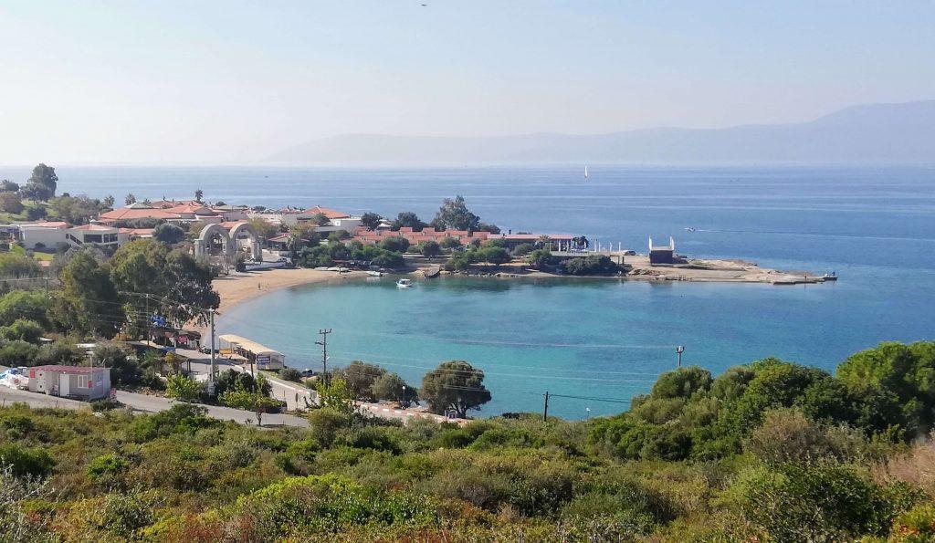 Akkum Halk Plaji Kamp Alani 1