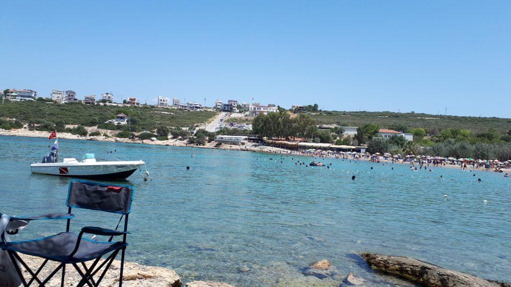 Akkum Halk Plaji Kamp Alani 2