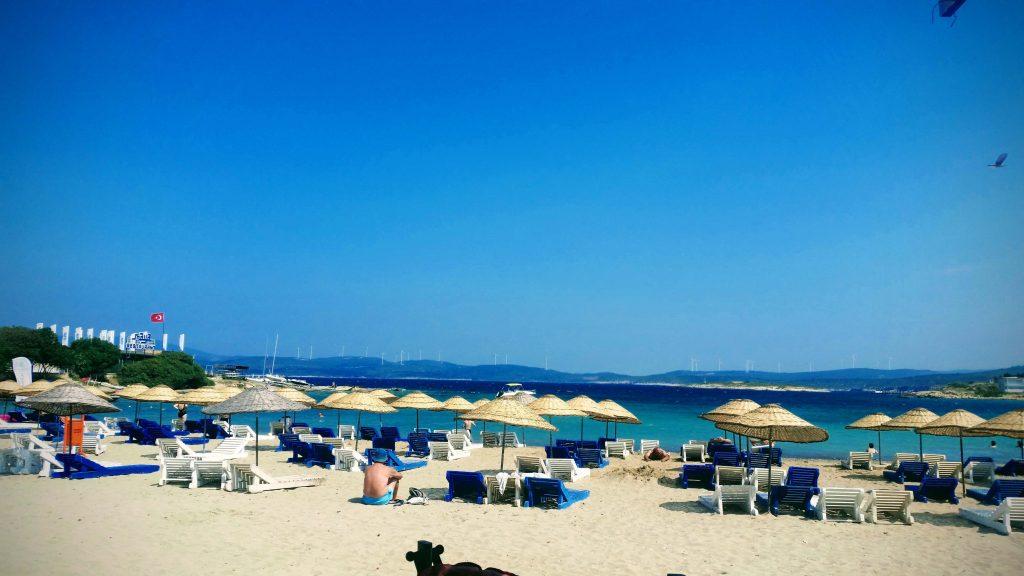 Akkum Halk Plaji Kamp Alani 3
