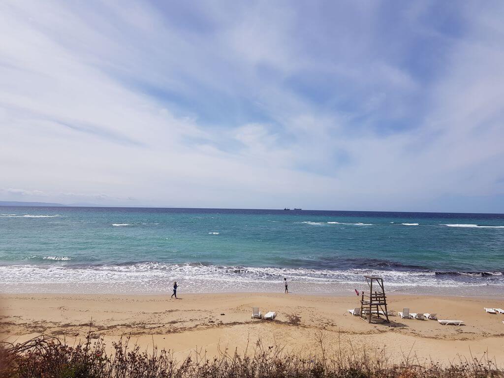 Ayazma Plajı Kamp Alanı