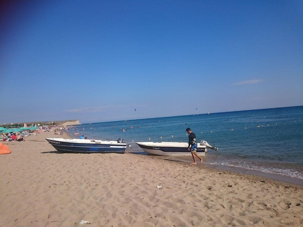 Aydıncık(Kefaloz)Plajı Kamp Alanı