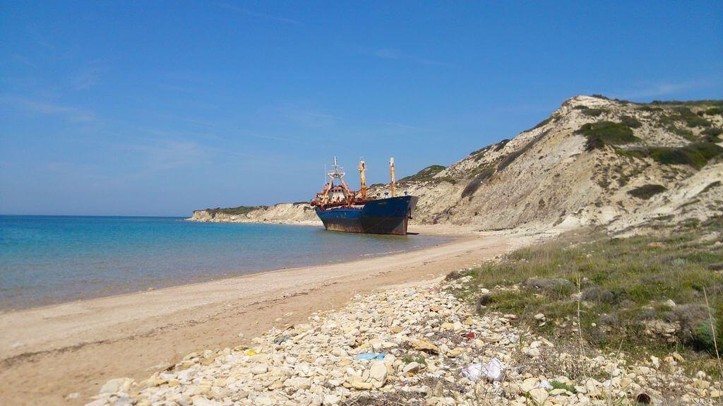 Bozcaada Batık Gemi (Beylik Koyu) Kamp Alanı