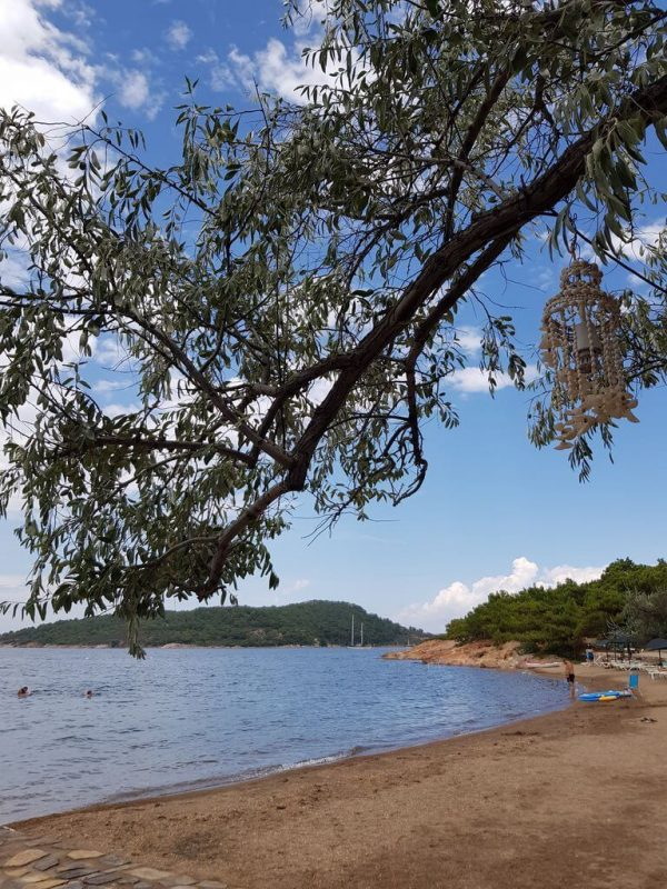 Cennet Dalan Koyu Kamp Alanı