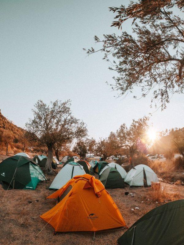 Hayıtlı Koyu Kamp Alanı