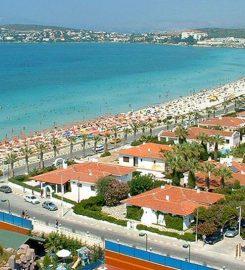 Ilıca Halk Plajı Kamp Alanı