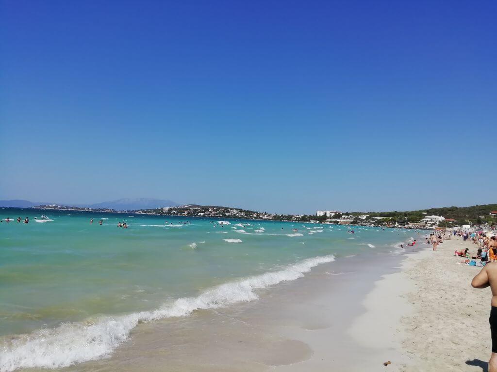 Ilica Halk Plaji Kamp Alani 4