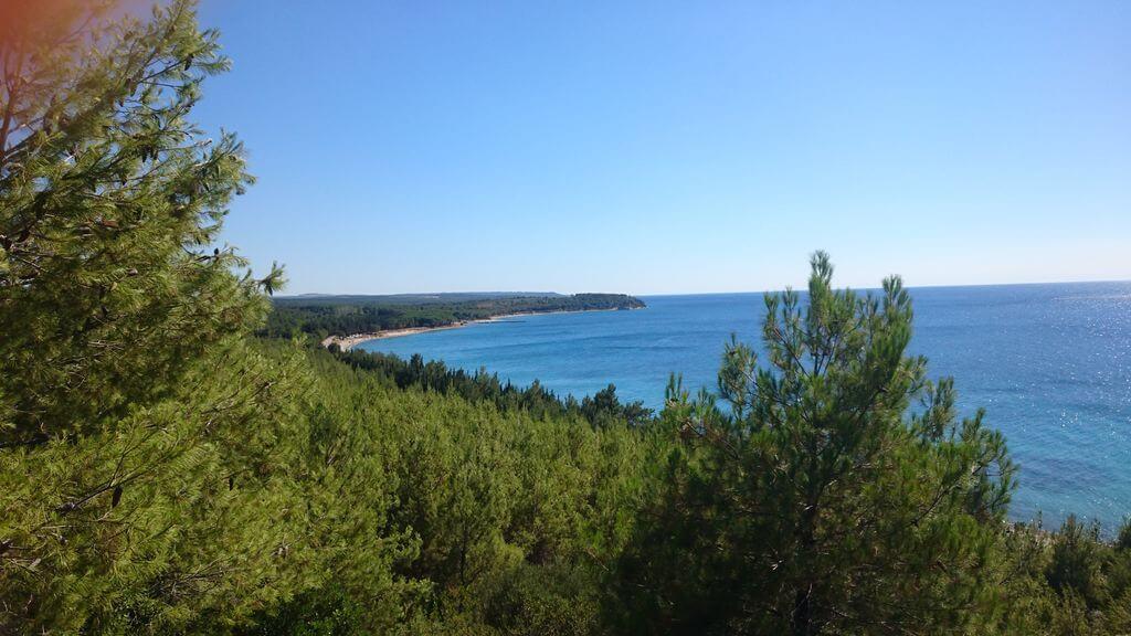 Kocadere Plajı Kamp Alanı