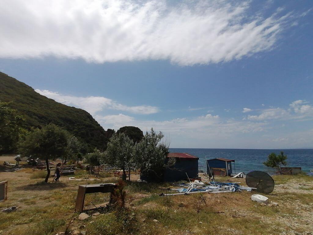 Kömür Limanı Kamp Alanı