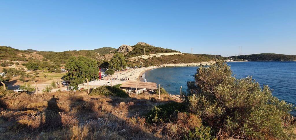 Kosova Plajı Kamp Alanı