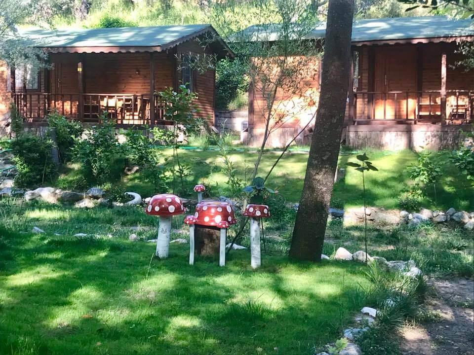 Naturland Bungalow Otel & Camping