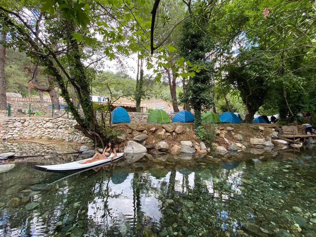 Troltunga Camping