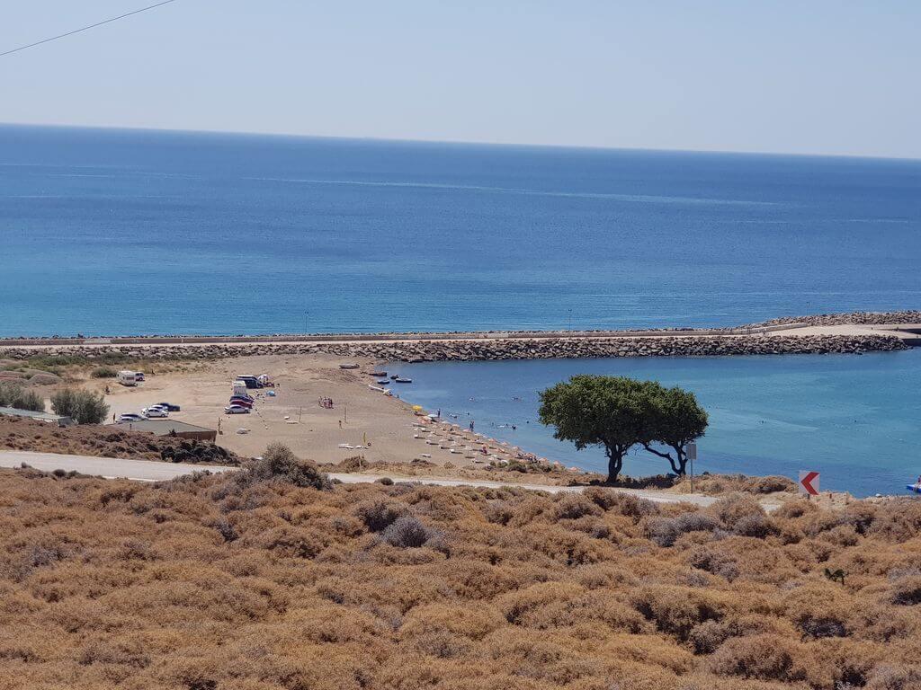 Uğurlu Plajı Kamp Alanı